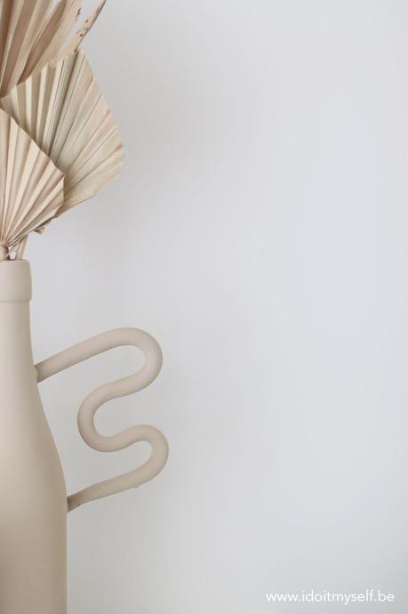 DIY vase amphore