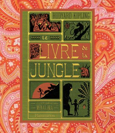 Le livre de la jungle, R.Kipling, par Minalima classics