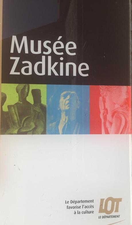 Le Musée ZADKINE dans le lot (Les Arques)