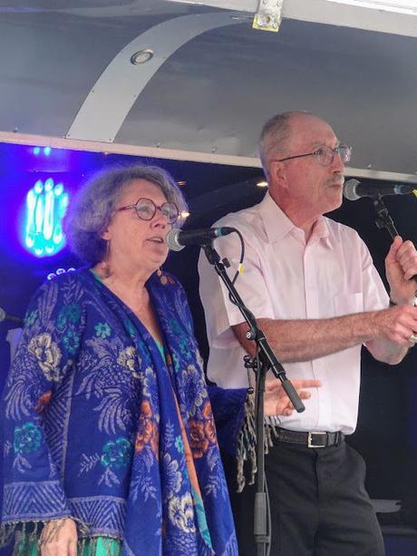 Kenleur Tour à Saint-Quay-Portrieux ( Jardins du Port), le 20 août 2021