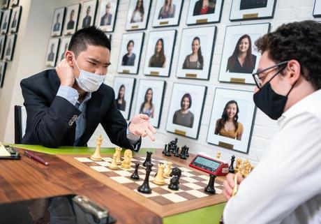 Echecs : Jeffery Xiong s'offre le scalp de Fabiano Caruana