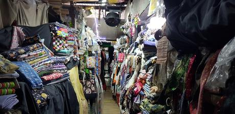 23 août – Dans l'ombre du Yen Chow Street Hawkers Bazaar