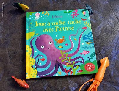 Joue à cache-cache avec Pieuvre