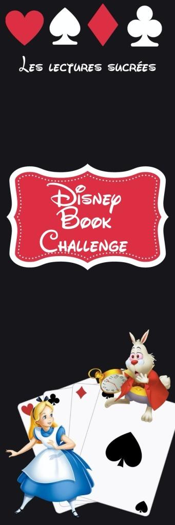 MARQUES-PAGES : DISNEY BOOK CHALLENGE 2021