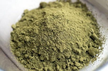 poudre coloration vegetale