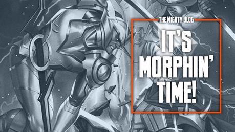 It's Morphin' Time! - Les comics parus en août 2021