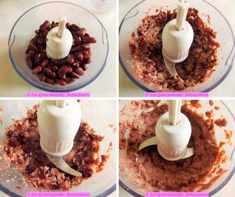 Gâteau salé Vegan et sans gluten aux haricots rouges
