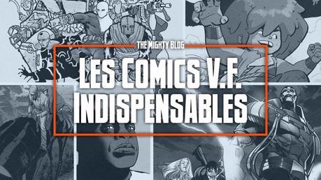 Les comics V.F. indispensables de septembre 2021