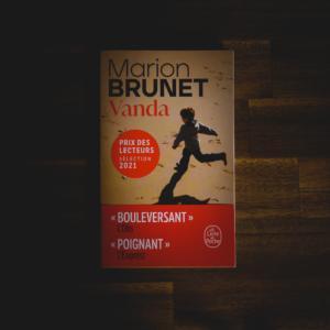 Vanda de Marion Brunet (éditions Le livre de poche)