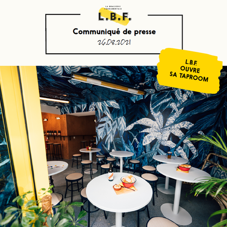 Nouveau Bar Fondamental à Paris : Le TapRoom