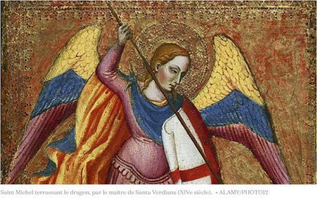 Comme saint Michel, apprenons à lutter contre notre dragon intérieur