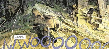 La horde du contrevent, T2 : L'escadre frêle