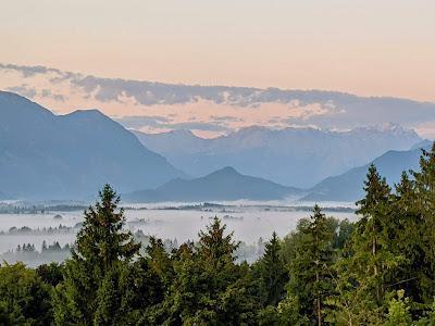 Murnau — 13 Panoramablicke / 13 vues panoramiques