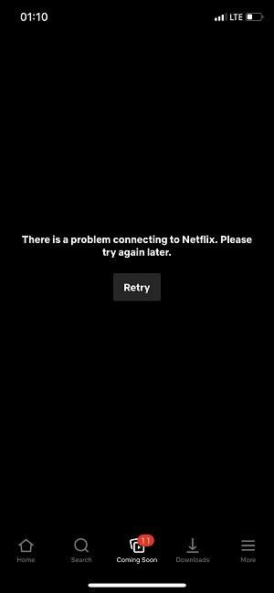 [Updated: Sep. 04] Netflix en panne et ne fonctionne pas, les utilisateurs signalent des problèmes de connexion