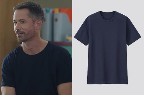 DEMAIN NOUS APPARTIENT : le t-shirt bleu de François dans l'épisode 1008