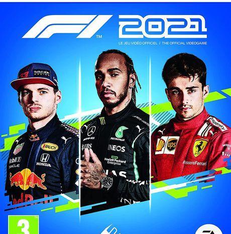 #GAMING - F1® 2021 CRÉE LA SÉRIE DE VIDEOS - AFTER THE APEX - AVEC DANIEL RICCIARDO !