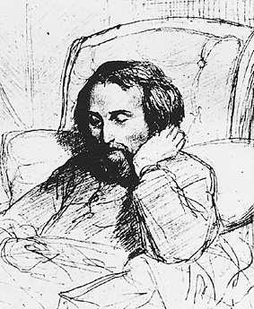 Le poème de Véga à Henri Heine. Les visites de l'impératrice Elisabeth à sa tombe.