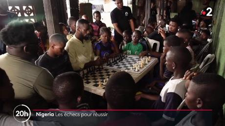 Nigeria, les échecs pour réussir, un reportage du JT de France 2