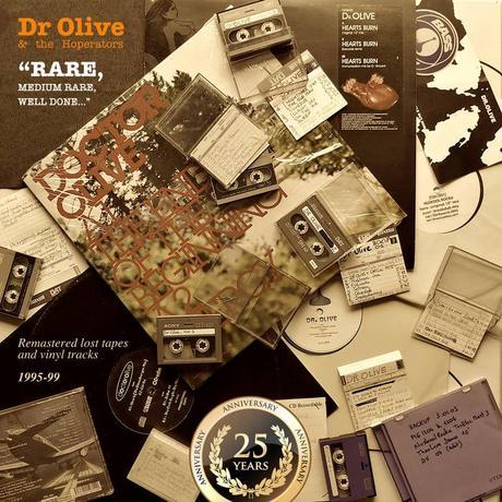 Rare, Medium Rare, Well Done - Album 1: 1995-99 - Dr. Olive & The Hoperators