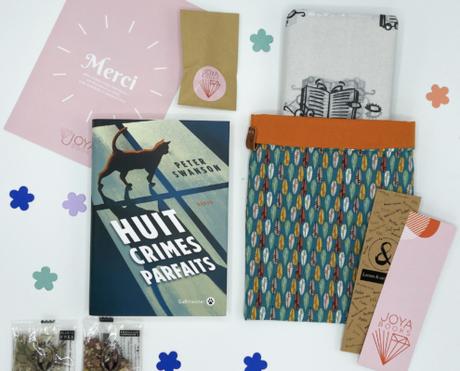 Jeu concours Joya Books et Lettres & caractères