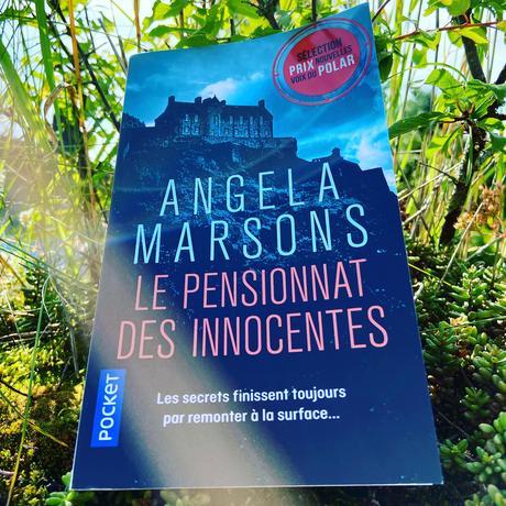 J'ai lu: Le pensionnat des innocentes d'Angela Marsons