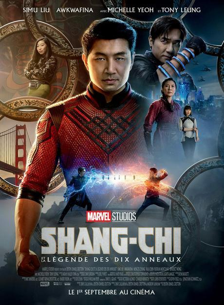 [Critique] SHANG-CHI ET LA LÉGENDE DES DIX ANNEAUX