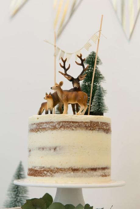 Une déco d'anniversaire forêt pour ses 10 ans !