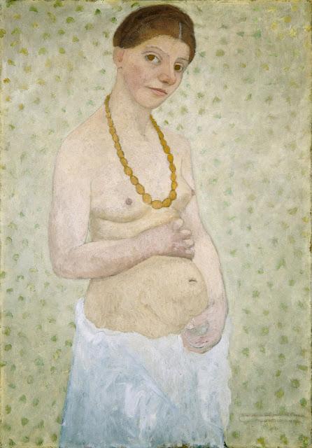 Paula Modersohn-Becker à la Schirn Kunsthalle de Francfort