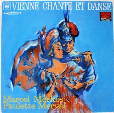 Vienne chante et danse, une opérette oubliée (?) de Jack Ledru sur des musiques de Johann Strauss père et fils