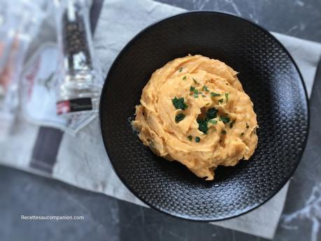 Purée de patates douces Magimix/companion