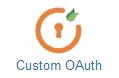 Configurez les options OAuth.