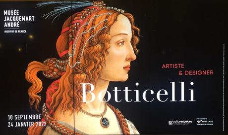 Musée Jacquemart André  « BOTTICELLI » 10 Septembre au 24 Janvier 2022