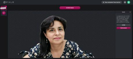Pixlr BG - une solution facile pour supprimer l'arrière-plan d'une photo