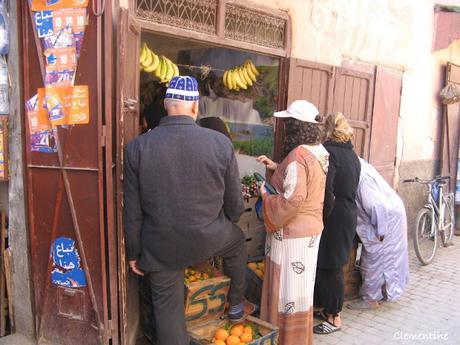 Voyage au Maroc - Balade à Marrakech