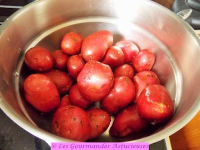 Poêlée estivale sur écrasée de pommes de terre (Vegan)