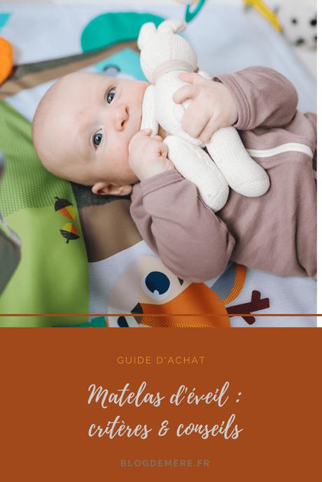 Comment bien choisir un tapis de motricité pour bébé ?