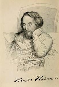 Henri Heine, une étude de Théophile Gautier