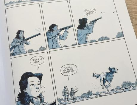 Madeleine résistante, tome 1, La Rose dégoupillée – Bertail, Morvan et Riffaud