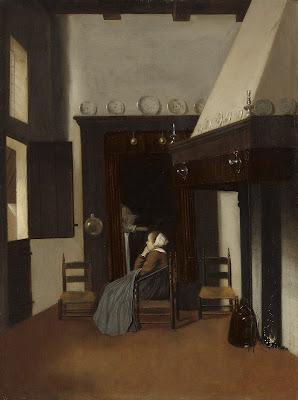 Jacob Vrel, un Vermeer du pauvre ?