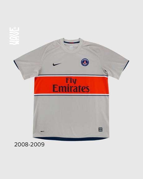 La petite histoire des maillots gris du PSG