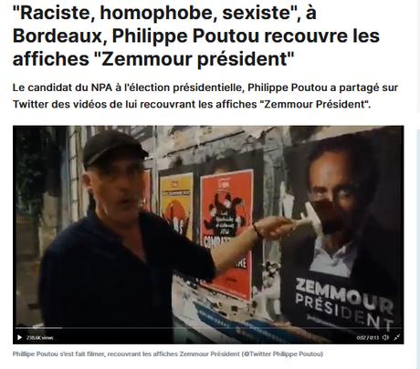 Zemmour éjecté de CNews : mais quelle bonne nouvelle se serait si…