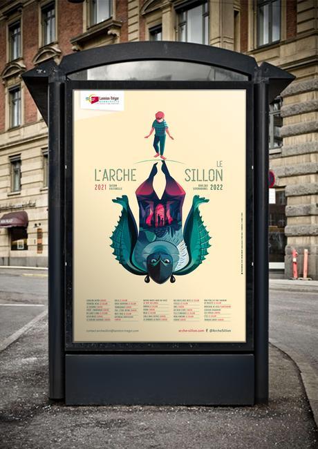L'Arche-Le sillon, saison 2021-2022