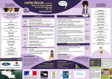 Festival BD Lok'en bulles