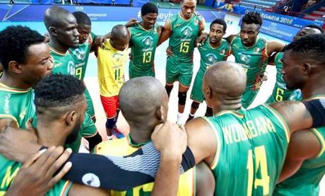 Can volley seniors Messieurs : Le Cameroun en finale contre la Tunisie ce soir