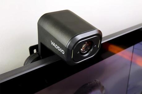 La caméra intelligente Vaddio IntelliSHOT est disponible