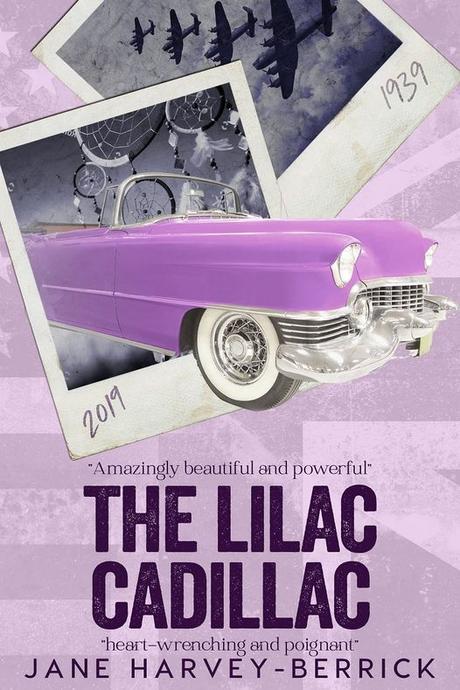 A vos agendas : Découvrez The Lilac Cadillac de Jane Harvey Berrick