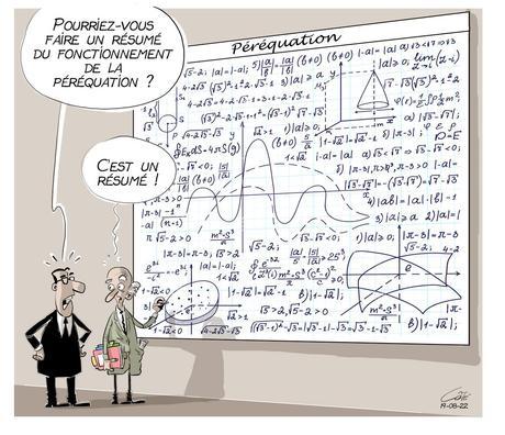 Le Mythe de la Péréquation