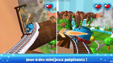 Télécharger Gratuit Thomas et ses amis : Les Rails magiques APK MOD (Astuce) 3