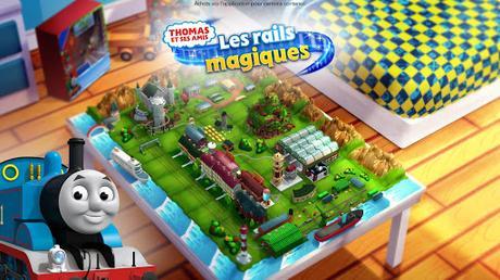 Télécharger Gratuit Thomas et ses amis : Les Rails magiques APK MOD (Astuce) 1