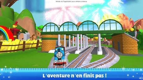 Télécharger Gratuit Thomas et ses amis : Les Rails magiques APK MOD (Astuce) 4